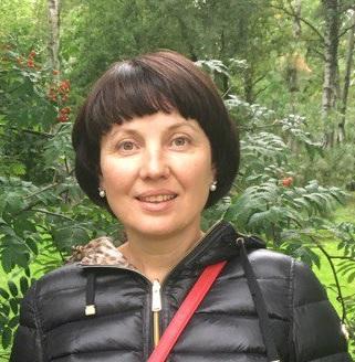 Оксана Алистратова